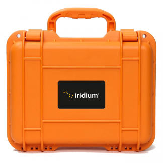 кейс iridium orange